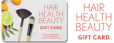 Hair Health & Beauty Gift Card